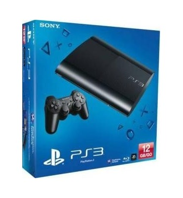 Sony PlayStation 3 GO 12GB