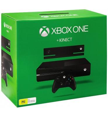 Konsola Microsoft Xbox One 500GB z Kinect - używana