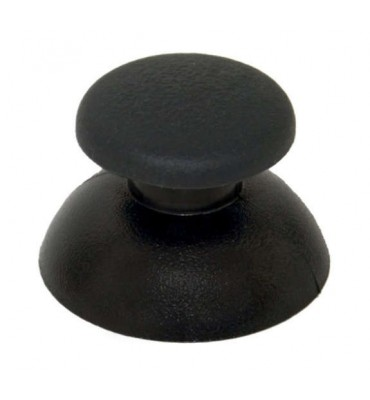 Thumb Joystick Stick Cap for PS2 Controller - black