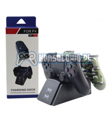 Controller charging Stand iPlay for PS4 Dualshock 4 Controller
