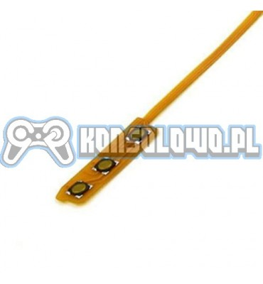 Power and volume ribbon cable Nintendo Switch