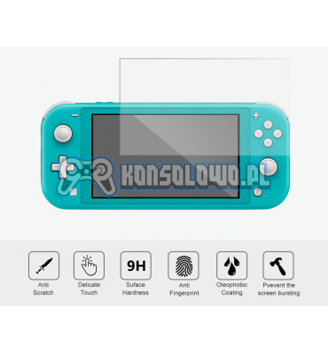 Tempered glass 9H Screen protector Nintendo Switch Lite