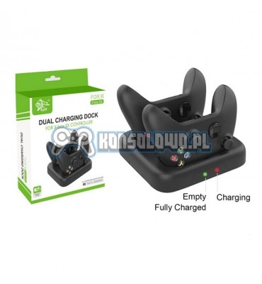 Dual charging dock for XBOX Series X and Series S