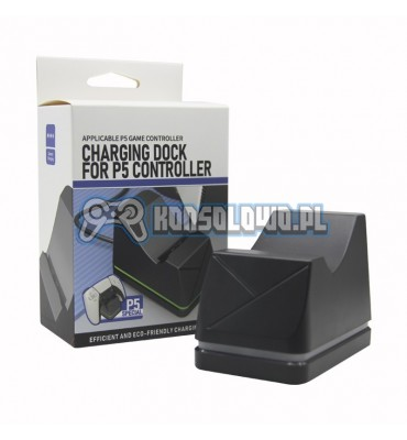 Single charge station dock PS5 Dualsense controller