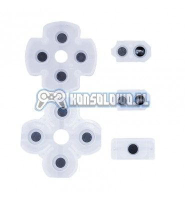 Silicone rubbers V3 for PS4 Dualshock Controller