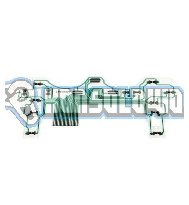 Conducting Film Keypad SA1Q42A flex Cable For PS2 Controller
