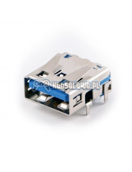 Socket connector USB 3.0...