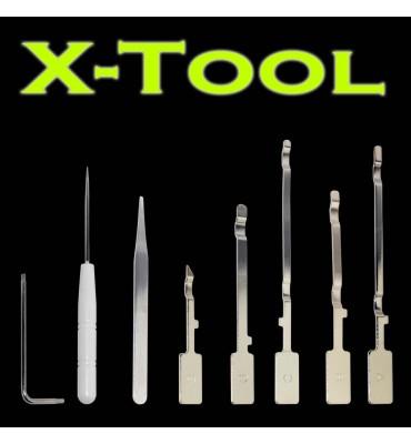 X Tool - opening Xbox 360 Slim