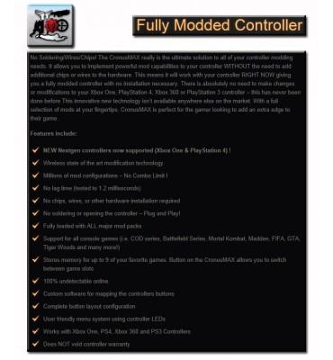 ControllerMax CronusMax PLUS 2016 V3 Team Xecuter