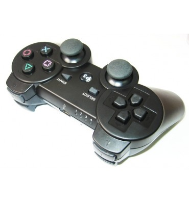 Wireless Bluetooth Doubleshock Controller for PS3
