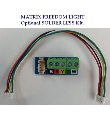 Matrix Freedom Solderless Kit
