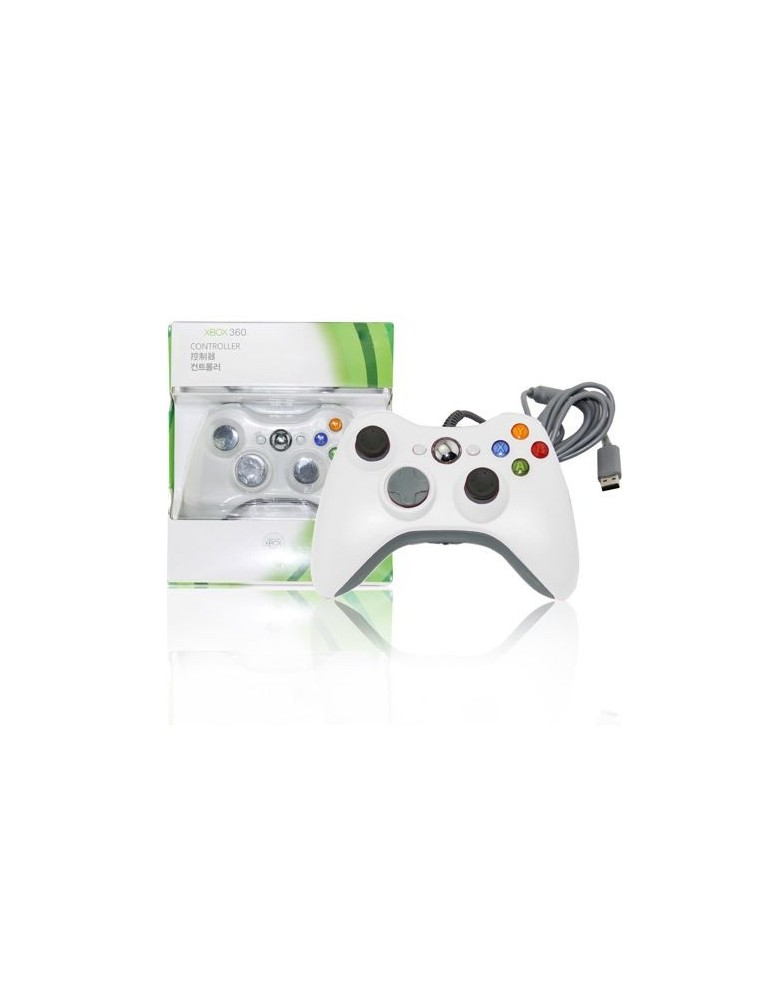 Wired Controller for Xbox 360