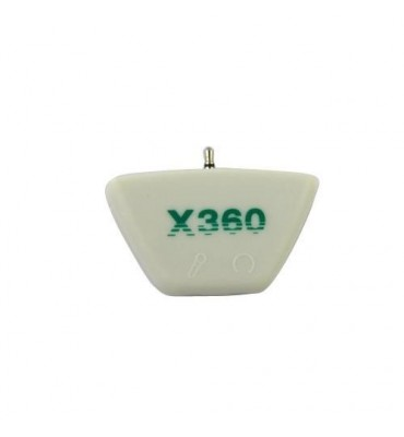 Earphone adapter for XBox 360 controller
