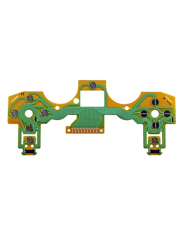 Conducting Film Keypad flex Cable For PS4 Controller