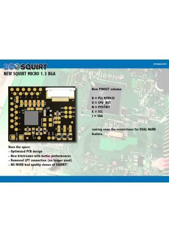 Glitcher Squirt 360 BGA 1.3...