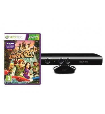 Xbox 360E 4GB Stingray L9V-00001 + Kinect + Adventures