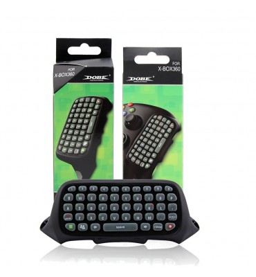 Chatpad keyboard DOBE for Xbox 360 controller