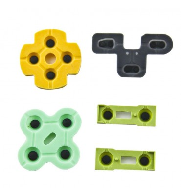 Rubbers for PS2 Dualshock Controller