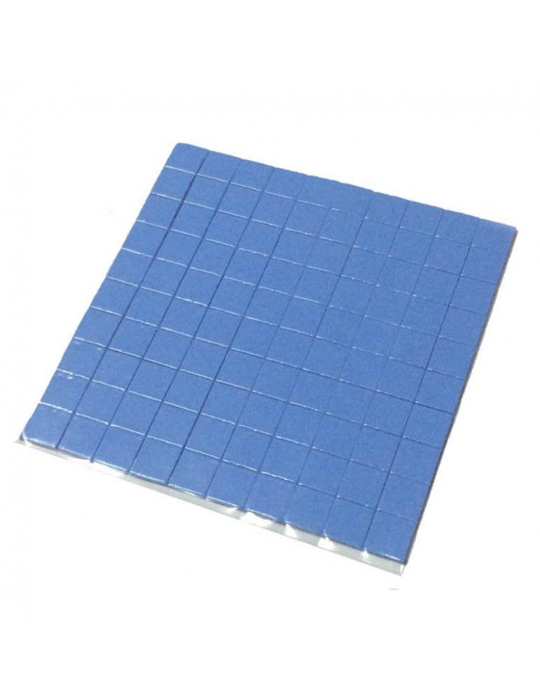 Thermal thermo pads 100pcs 10x10x1mm 3,2WmK