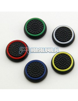 Silicone thumbstick grip...