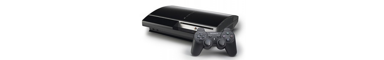 PlayStation 3 Fat (CECHA-CECHQ)