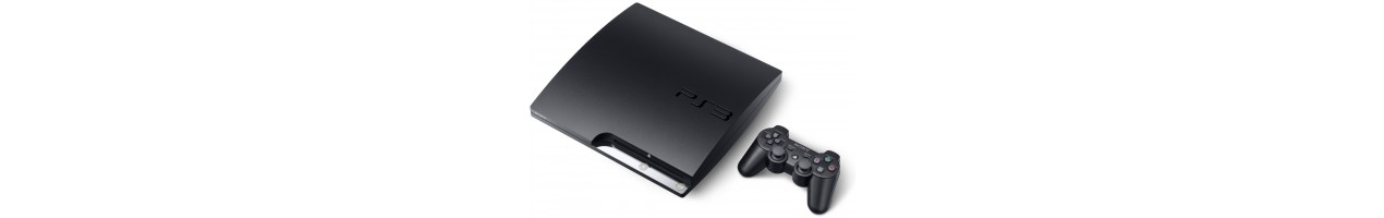 PlayStation 3 SLIM CECH20XX-30XX