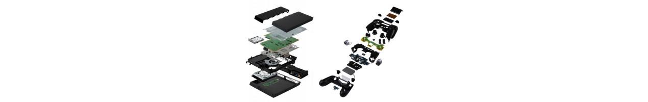 Repair parts PS4