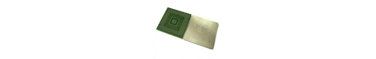 BGA and SMD chips