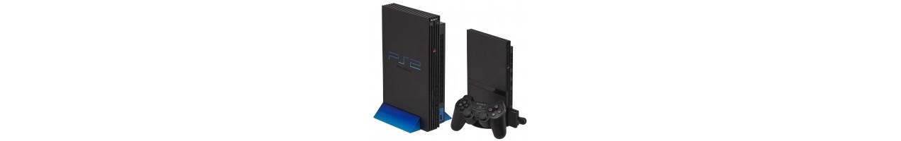PS2 consoles