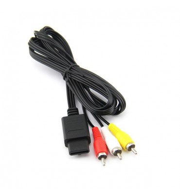 Kabel AV do Nintendo SNES