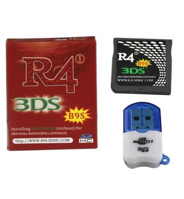 Programator R4i B9S Luna dla Nintendo 3DS