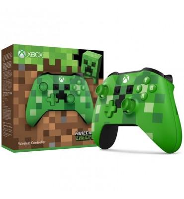 Bezprzewodowy kontroler Minecraft Creeper Xbox One