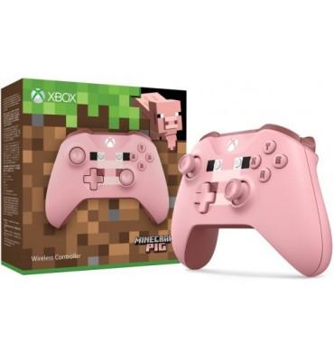 Bezprzewodowy kontroler Minecraft Pig Xbox One
