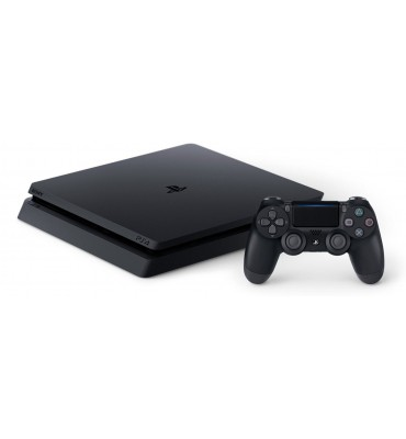 Sony PlayStation 4 500GB SLIM + 3x Gra PlayLink