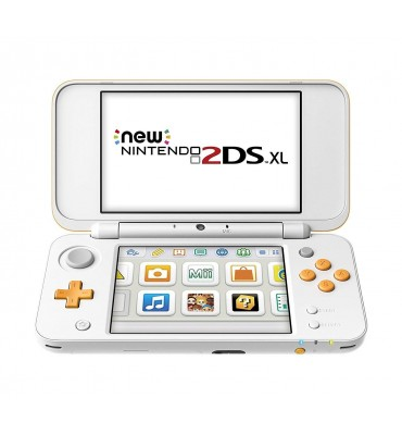 Konsola New Nintendo 2DS XL (White & Orange)
