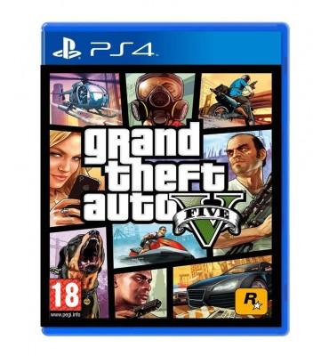 Grand Theft Auto PL PlayStation 4 PS4 Kraków